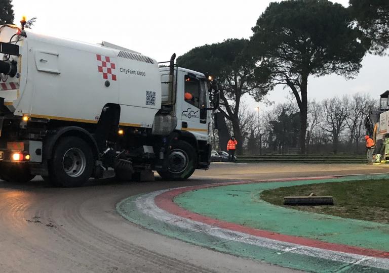 Italfrese- Fresature Autodromi