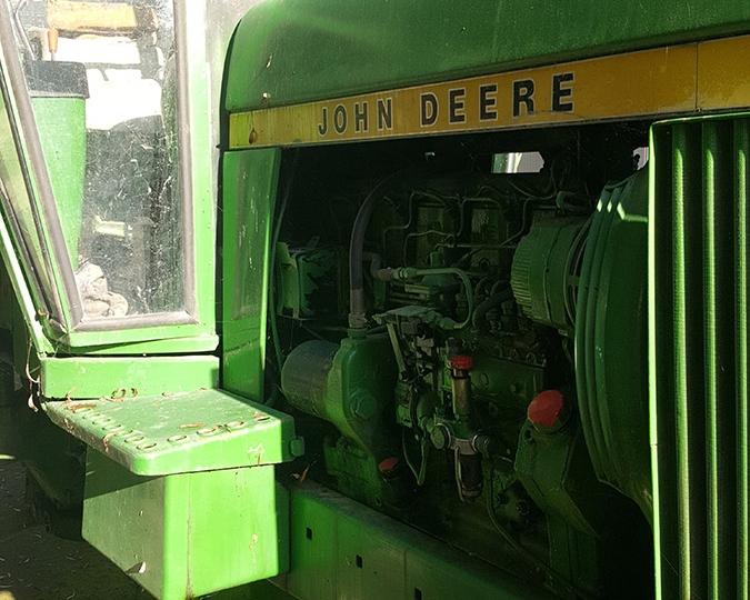 John Deer usato